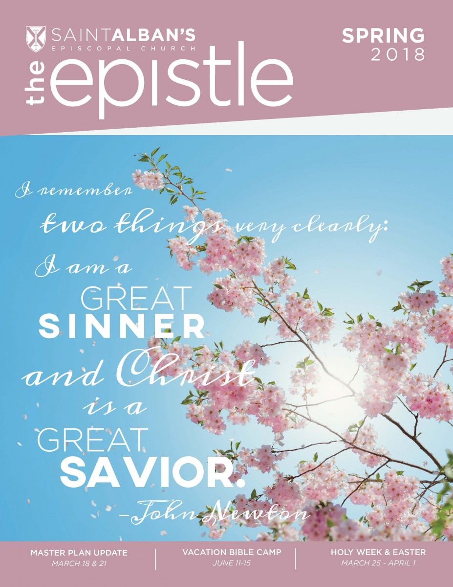 The Epistle Newsletter
