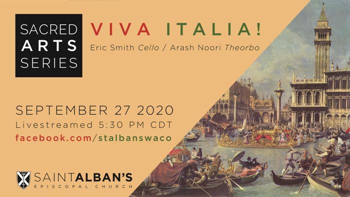 2020 09 27 Viva Italia! 16.9 Poster